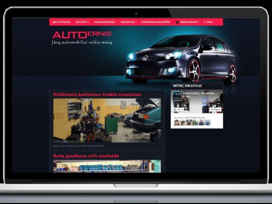 autoernis laptop