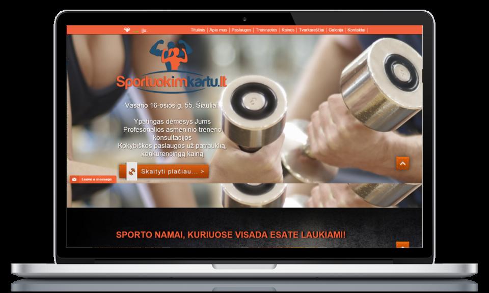 sportuokim laptop