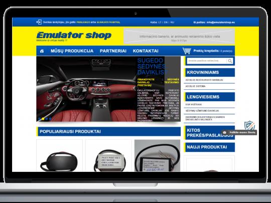 emulator laptop